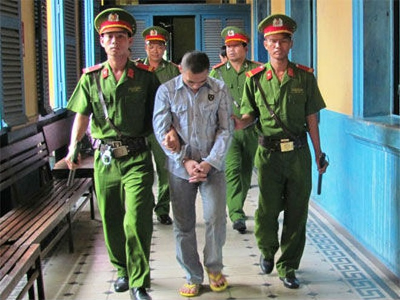 Hung thủ trong phiên xử