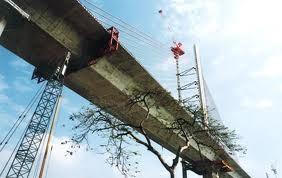 Cầu Nhật Tân, 1 trong những dự án chậm tiến độ vì GPMB
