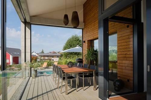 nhà đẹp,thiết kế nhà,thiết kế nhà 1 tầng,kiến trúc