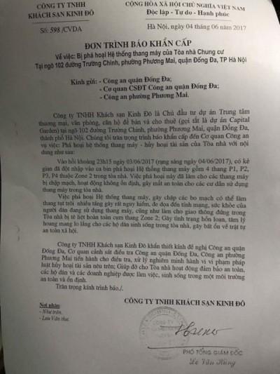 Chung cư thời hiện đại - Bài 1: Chuyện ghi ở chung cư 102 Trường Chinh - ảnh 1