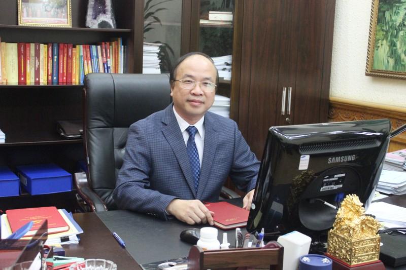 TS. Phan Chí Hiếu, Thứ trưởng Bộ Tư pháp:  Hoàn thiện và thực thi pháp luật cần bắt kịp và đồng điệu với cách mạng công nghiệp 4.0