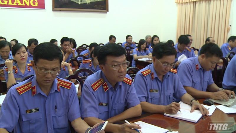 Kiến nghị của Viện kiểm sát nhân dân trong thi hành án dân sự