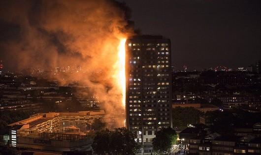 Bản tin Ngân hàng - Địa ốc: Nhiều nhà cao tầng ở Anh không đảm bảo an toàn cháy nổ