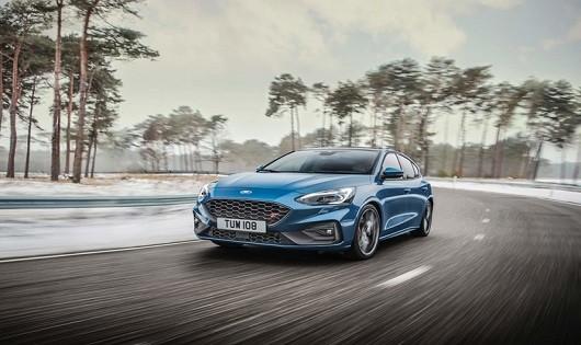 Ford Focus ST 2019 mạnh mẽ cỡ nào?