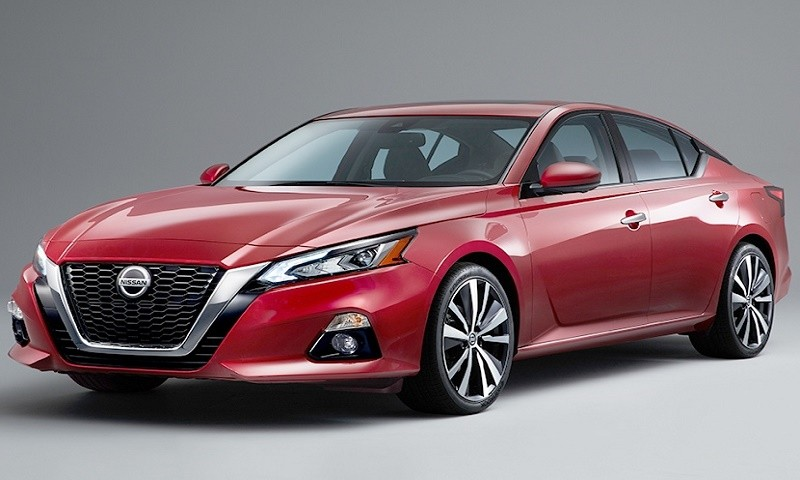 Nissan Altima trở thành mẫu xe bị đánh cắp nhiều nhất