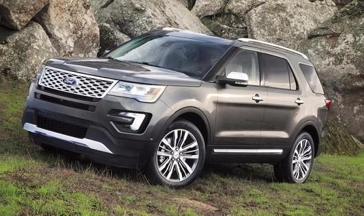 Ford Việt Nam liên tục triệu hồi các dòng xe gặp lỗi