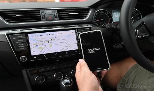 Android Auto - Giải pháp thông tin giải trí mới trên xe hơi