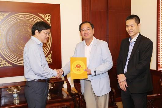 Việt Úc Group đồng hành cùng quỹ từ thiện hoa hậu hoàn vũ Việt Nam