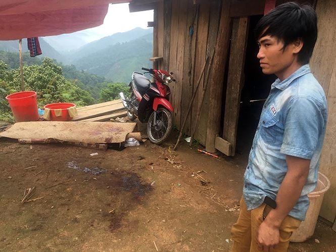 Hai bé gái băng rừng trong đêm thoát khỏi kẻ giết 4 người ở Cao Bằng - ảnh 1