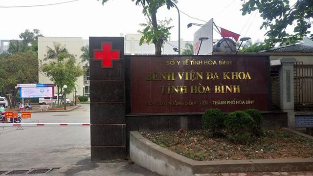 Bắt quả tang, khởi tố 5 bác sĩ và điều dưỡng BV tỉnh Hoà Bình 'tuồn' thuốc bảo hiểm y tế ra ngoài bán