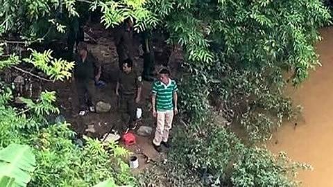 Tìm thấy thi thể người vợ bác sỹ bị ném xác xuống sông