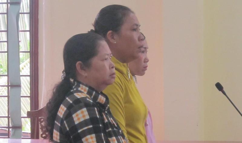 Phạt tù 3 phụ nữ mua bán số đề
