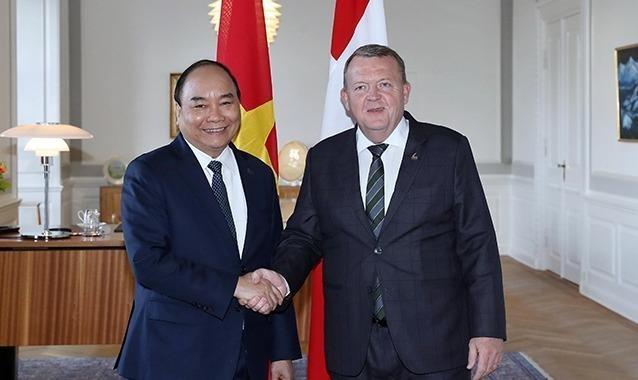 Thủ tướng Nguyễn Xuân Phúc dự Hội nghị cấp cao P4G