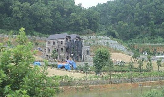 Hà Nội quyết định không để tồn tại các công trình vi phạm ở đất rừng phòng hộ Sóc Sơn