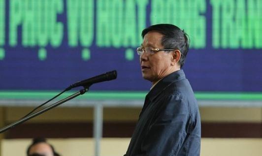 Ông Phan Văn Vĩnh lại nhập viện trước ngày tuyên án