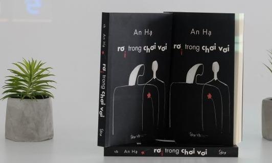 """""""Rơi trong chơi vơi"""" - tiểu thuyết đầy ám ảnh của nhà văn An Hạ"""
