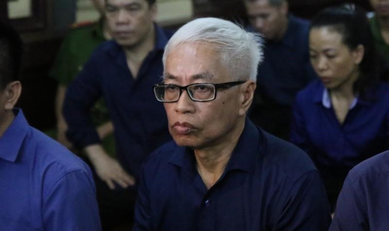 Trần Phương Bình bị đề nghị án chung thân