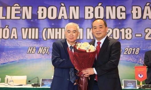 Ông Lê Khánh Hải trúng cử Chủ tịch VFF với số phiếu bầu tuyệt đối