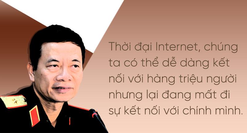 """Bộ trưởng Nguyễn Mạnh Hùng: Người lính trui rèn cả cuộc đời để lĩnh xướng """"cuộc chiến"""" Công nghiệp 4.0 - Ảnh 1."""