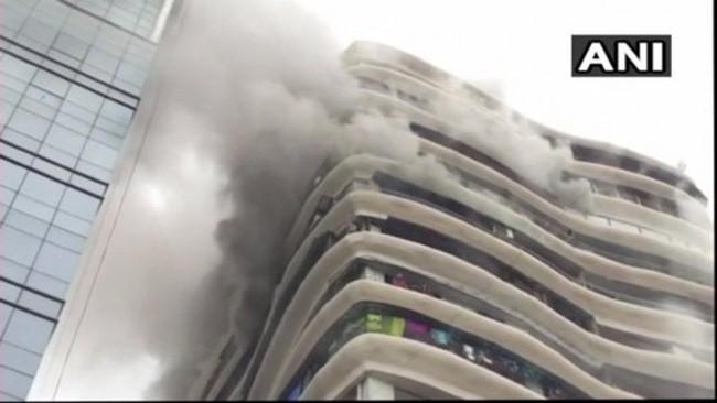 Một ngày, hai vụ cháy lớn ở Ấn Độ