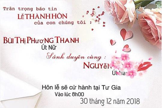 Chị Chanh- Phương Thanh đã lên xe hoa? - hình ảnh 2