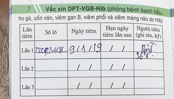 Sở Y tế Hà Nội thông tin về trường hợp bé 70 ngày tuổi tử vong sau khi tiêm vaccine 5in1