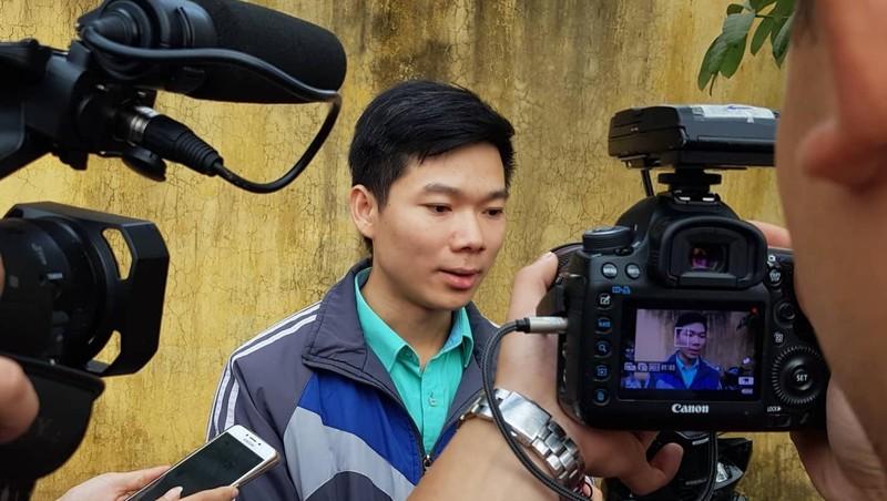 Bác sỹ Hoàng Công Lương đã đủ sức khỏe tham dự phiên tòa
