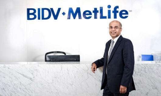 MetLife bổ nhiệm Tổng Giám đốc BIDV MetLife tại Việt Nam