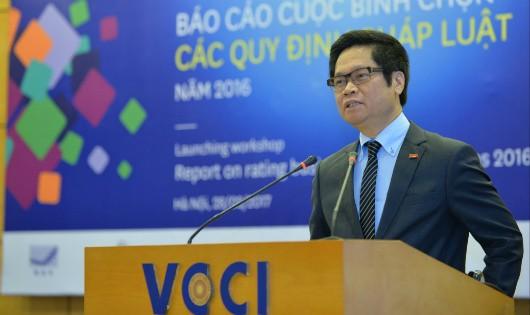 """VCCI cho rằng thông điệp của Chính phủ chưa """"ngấm"""" tới các bộ, ngành"""