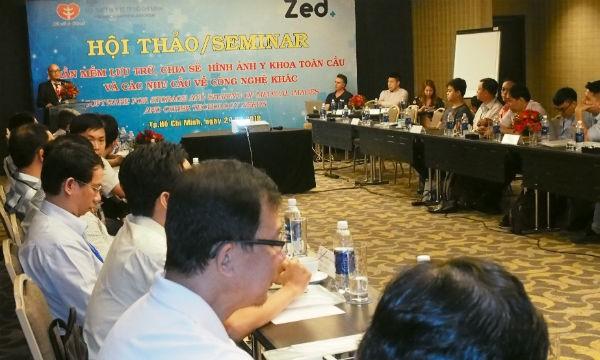 Thúc đẩy triển khai bệnh án điện tử tại Tp. Hồ Chí Minh