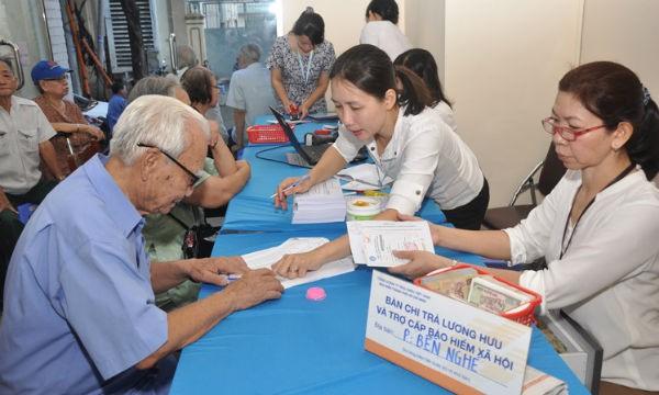 Giải pháp mới thu hẹp khoảng cách hưởng lương hưu