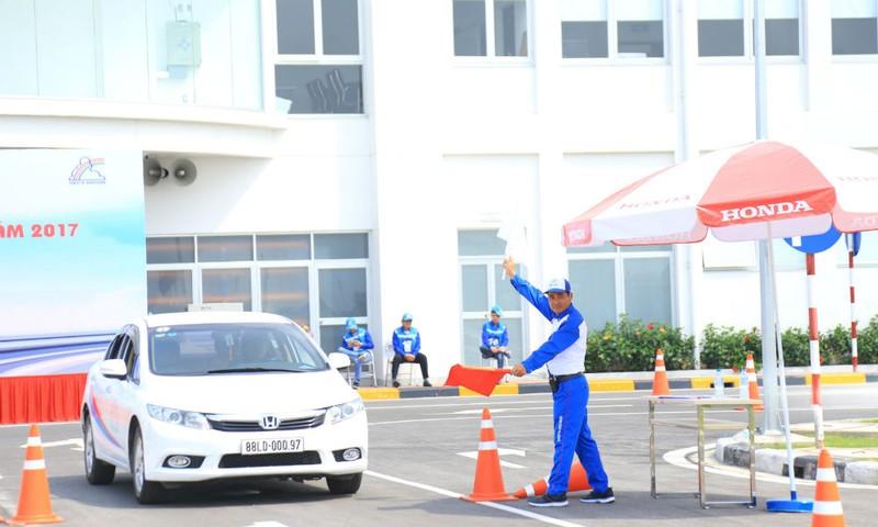 Honda Việt Nam: Tiên phong trong hoạt động lái xe an toàn