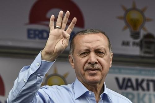 Thổ Nhĩ Kỳ bầu tổng thống