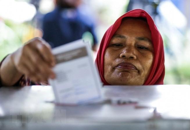 Indonesia bỏ phiếu bầu cấp địa phương