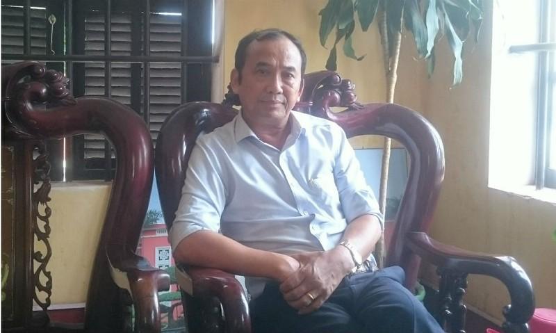 Thái Bình: Chủ tịch xã khai man hồ sơ hưởng chế độ nhiễm chất độc da cam cho con