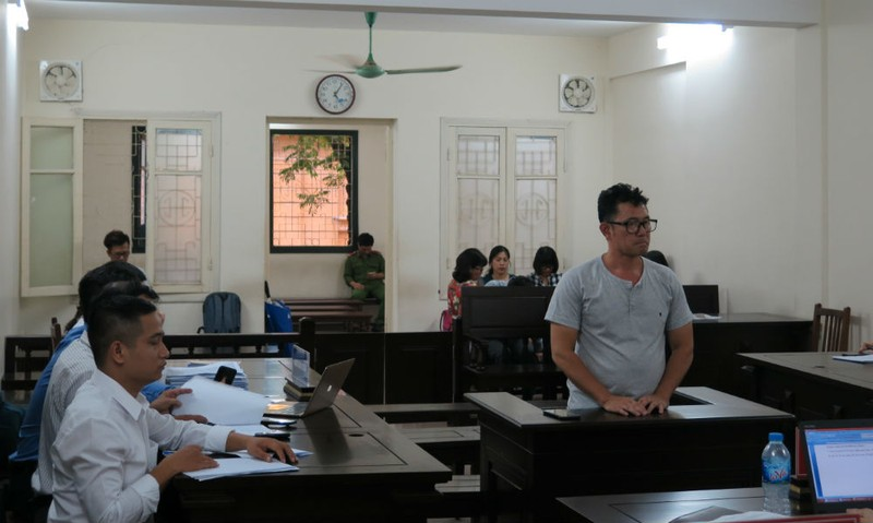 Hà Nội: Toà án Thành phố tuyên bản án gây tranh cãi
