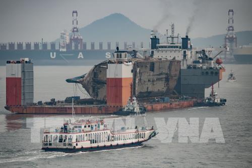 Tòa án Hàn Quốc phán quyết bồi thường cho nạn nhân chìm phá Sewol
