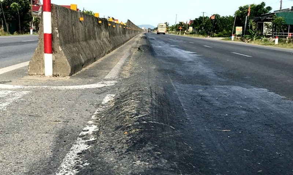 Quốc lộ 1 sau 6 lần sửa vẫn hằn lún: Nhà thầu chây ì bất chấp chỉ đạo