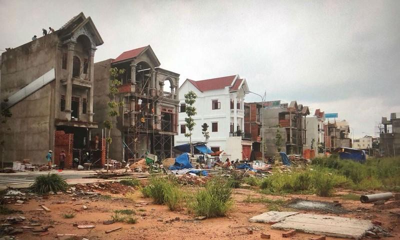 Dĩ An, Bình Dương: Những khu nhà mới đem đến những nguồn vui