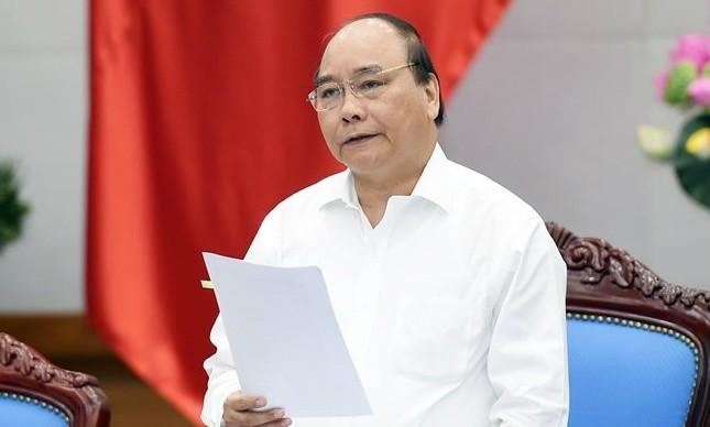 Thủ tướng phân công chuẩn bị nội dung họp UBTVQH