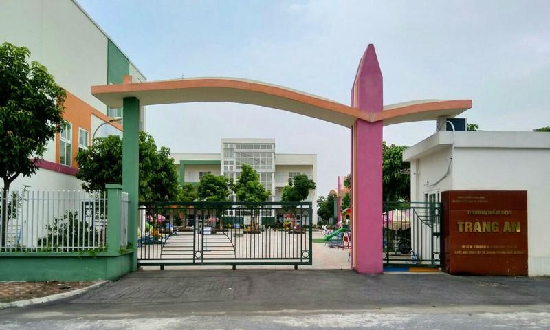 Trường mầm non Tràng An: UBND quận Long Biên kết luận nhiều sai phạm
