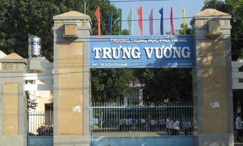 Sở GD&ĐT tỉnh Bình Định phản hồi về bất cập ở Trường THPT Trưng Vương