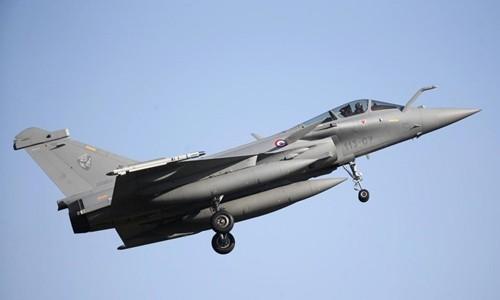 Đội máy bay chiến đấu Pháp sắp lần đầu thăm Việt Nam