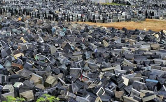 Thái Lan cấm nhập khẩu rác thải điện tử và nhựa