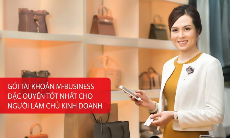 Maritime Bank ra mắt gói sản phẩm riêng dành cho chủ doanh nghiệp