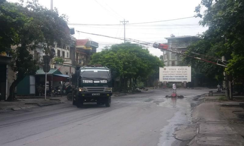 """Dấu hiệu sai phạm trong quản lý khoáng sản tại Quảng Ninh: Lộng quyền lập mạng lưới barie """"bảo vệ tài nguyên"""""""