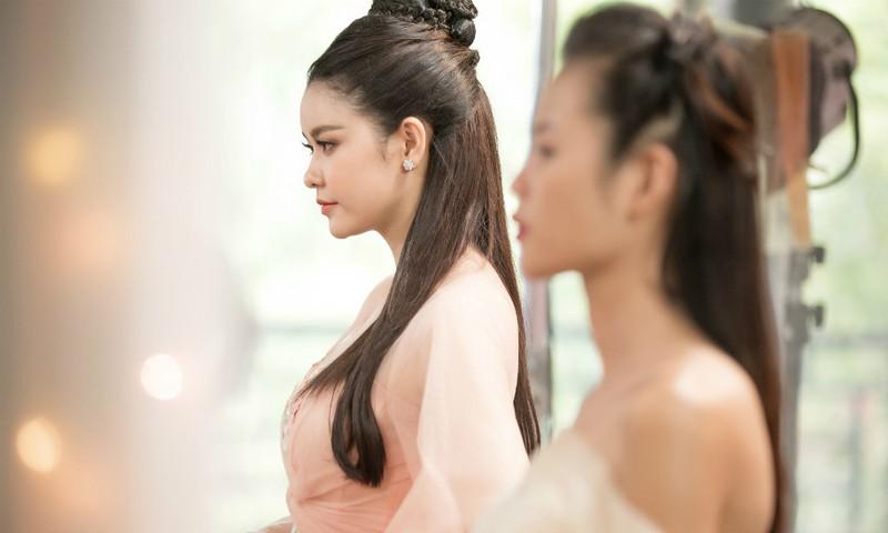 Trương Quỳnh Anh đẹp rạng ngời trong tạo hình cổ trang ở MV mới