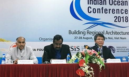 300 đại biểu dự Hội thảo Quốc tế Ấn Độ Dương tổ chức tại Việt Nam