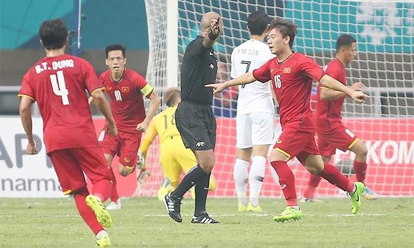 Thua 1 - 3 trước Olympic Hàn Quốc, Olympic Việt Nam tranh huy chương đồng