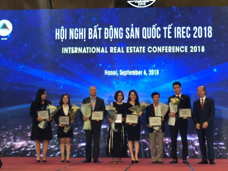 Phuc Khang Corporation tài trợ Hội nghị IREC 2018